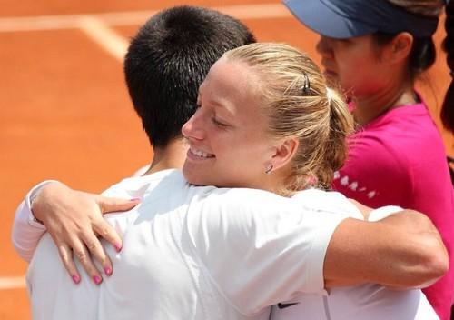 Djokovic Kvitova 2013