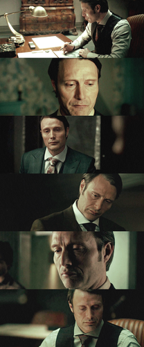 Dr. Lecter (1.09) + Looking Down