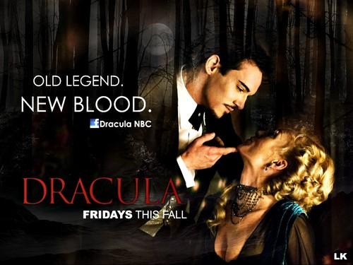 Dracula NBC 2013 promotional wallpaper