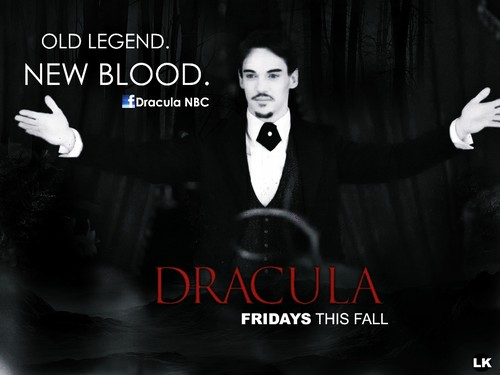 Dracula NBC 2013 promotional wallpaper