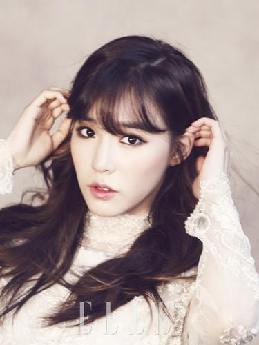 ELLE KOREA (2013 June issue) ~ SNSD Tiffany