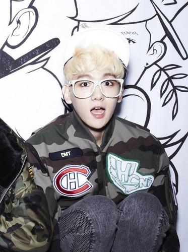 EXO-K Baek Hyun 'XOXO' teaser