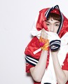 EXO-M Lay 'XOXO' teaser - exo-m photo