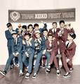 EXO Teaser Photo - photoshop photo