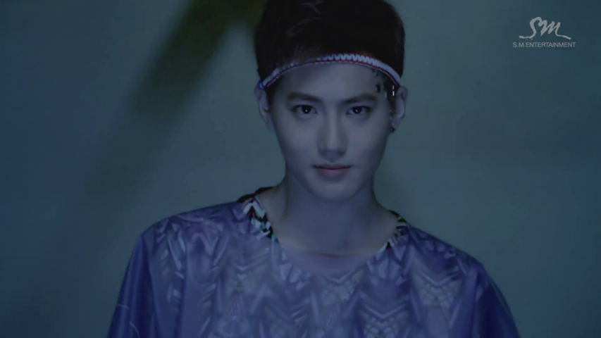 EXO- Wolf MV teaser - EXO-K Photo (34585224) - Fanpop