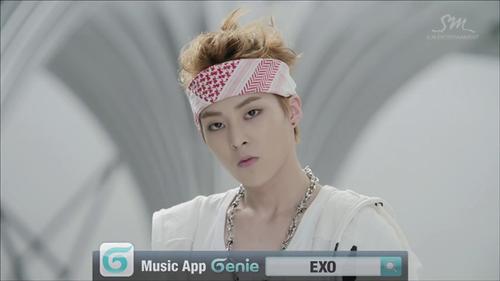 EXO - mbwa mwitu MV teaser