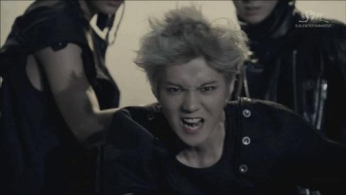 EXO ~ Wolf Teaser