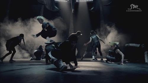 EXO ~ بھیڑیا Teaser