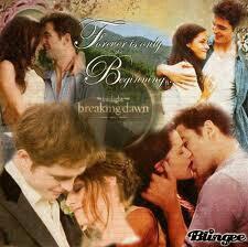 Edward Cullen and Bella