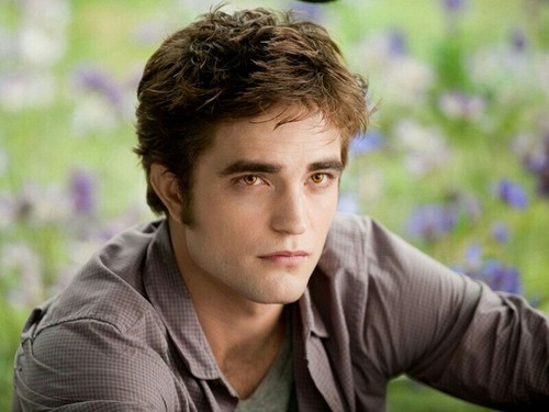 Romantic Male Characters wallpaper possibly with a portrait called Edward Cullen