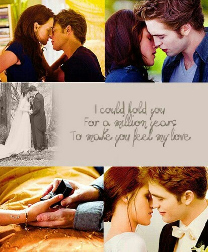 Edward Cullen and Bella