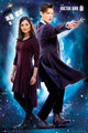 Eleven and Clara - doctor-who photo
