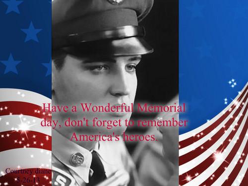 Elvis Memorial दिन