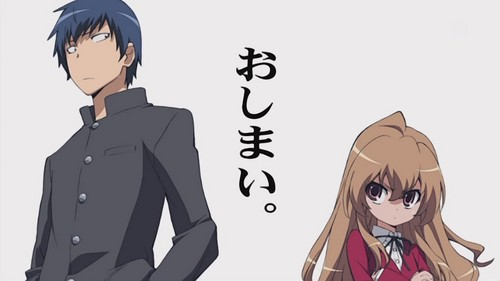 "Episode 25 - ""Toradora!"""