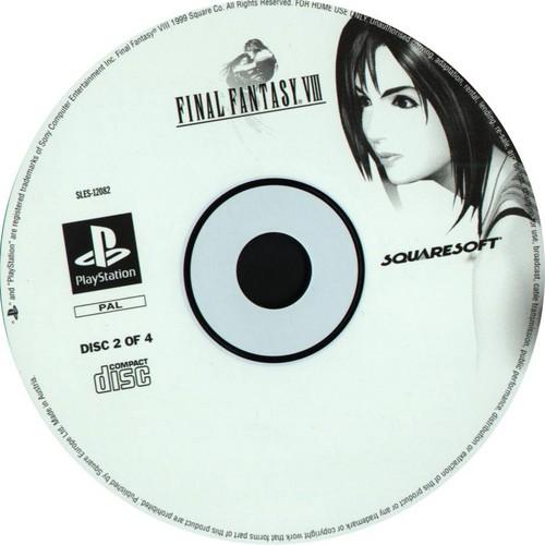 FF8 Discs