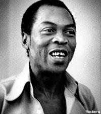 Fela Anikulapo Kuti 15 October 1938 – 2 August 1997