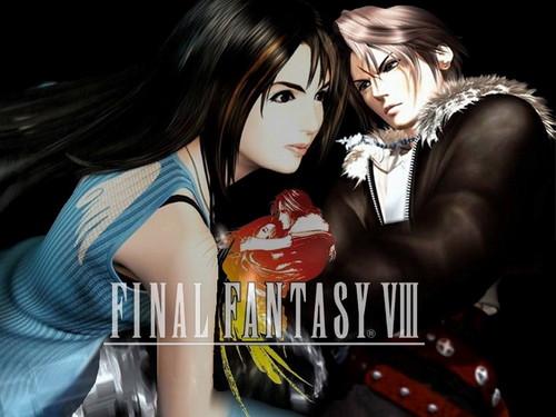 Final Fantasi VIII