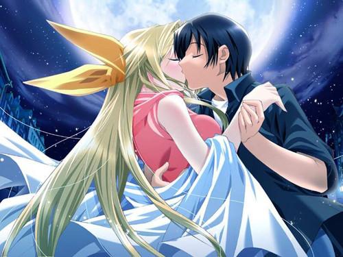 For all tình yêu anime