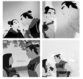 For my tumblr - mulan fan art