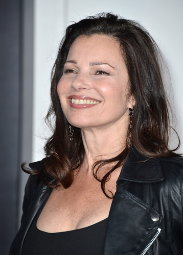Фрэн Дрешер Обои with a portrait entitled Fran Drescher (2013)