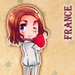 France ❤ Icons - hetalia-france icon