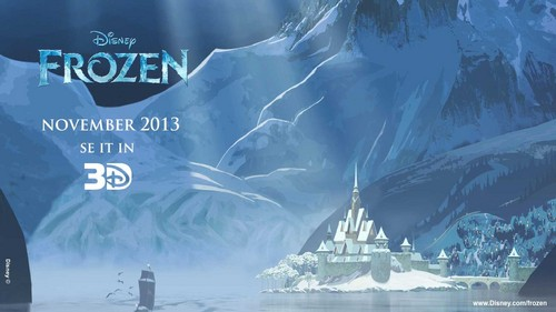 Frozen wallpaper called Frozen