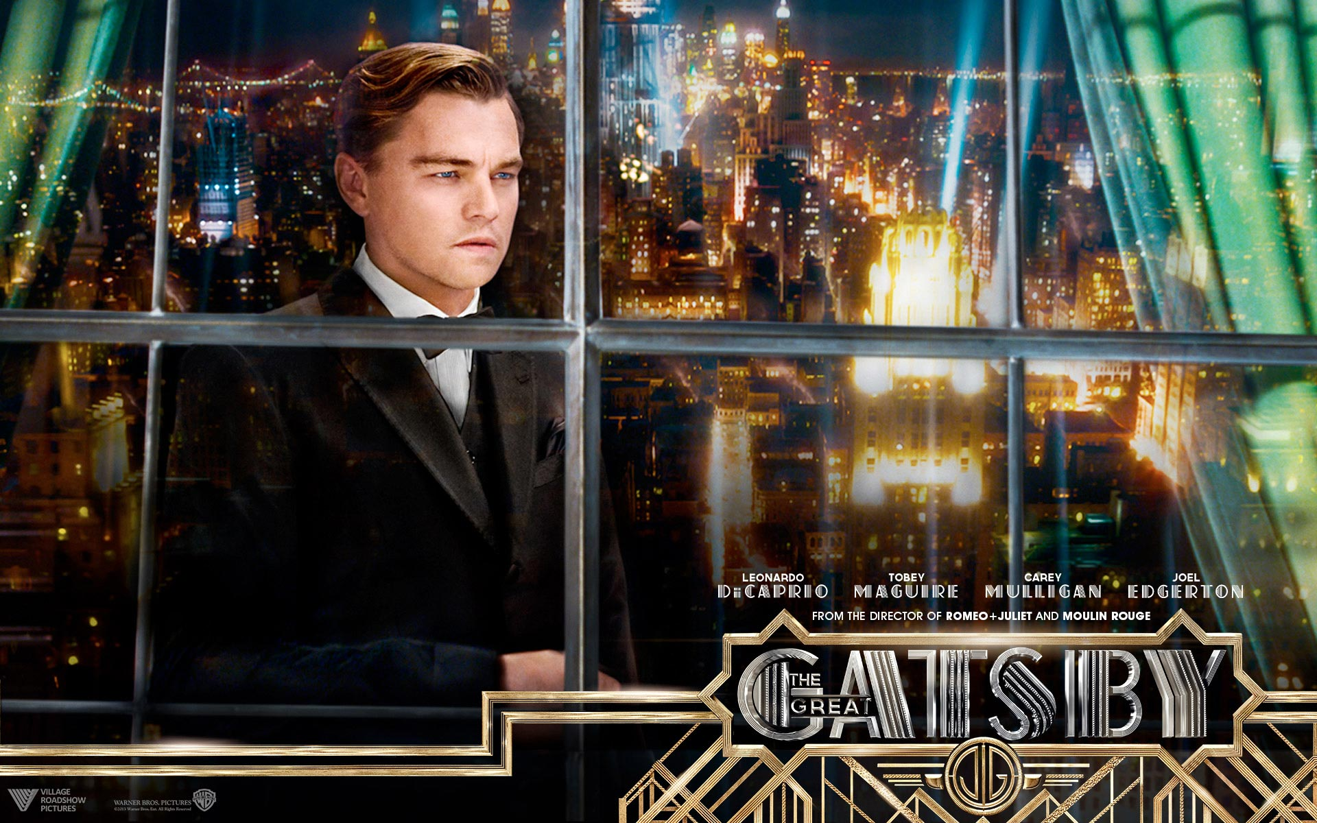 gg the great gatsby 2012 wallpaper 34532630 fanpop