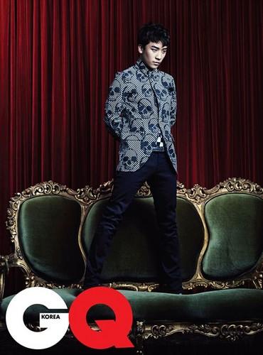 GQ Korea (March 2011)