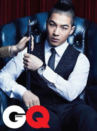 GQ Korea (March 2011)