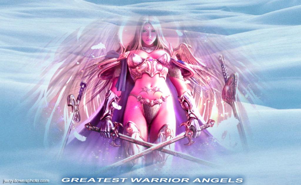 GREATEST WARRIOR ANGELS