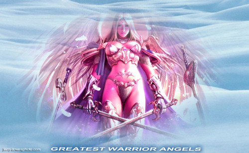GREATEST WARRIOR Bidadari