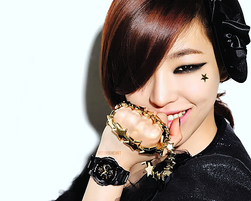 Ga in brown eyed girls fan art