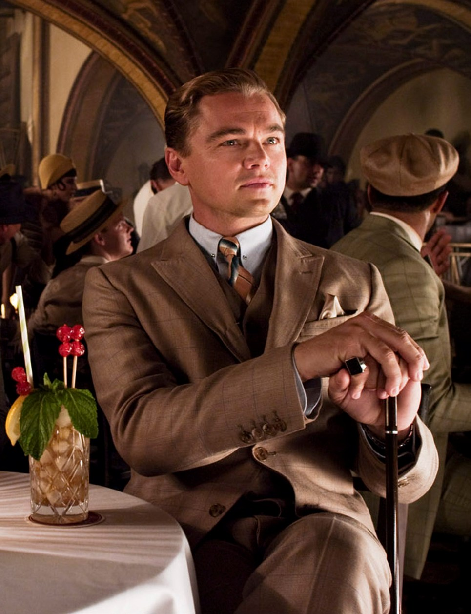 Great Gatsby Men S Fashion Brooks Brothers Clothing: 15 Quotes About Love, Life And Ambition From 'The Great