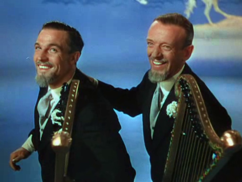Gene Kelly and ফ্রেড Astaire