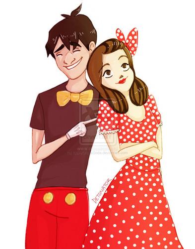 George and Meg