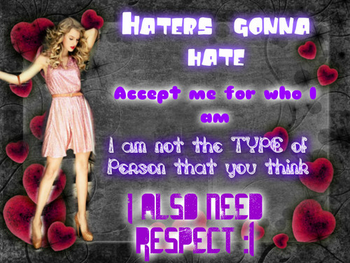 Give Respect!
