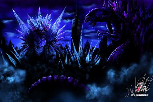 Godzilla vs. luar angkasa Godzilla