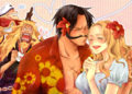 Gol.D.Roger - one-piece photo