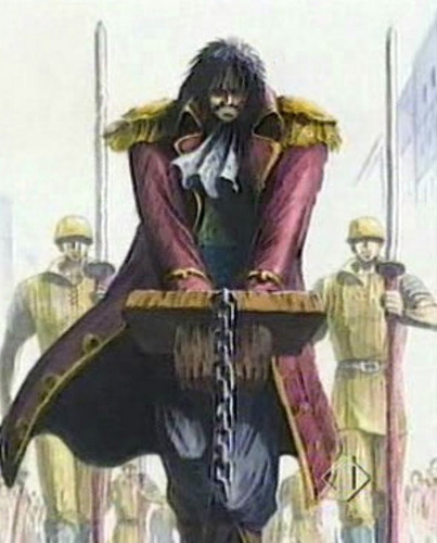 one piece pirate king gold roger