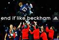 Goodbye David Beckham - david-beckham photo
