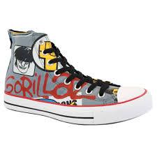Gorillaz Converse