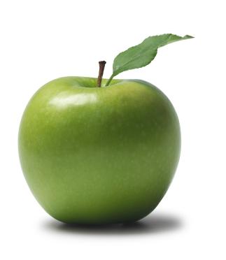 Green manzana, apple