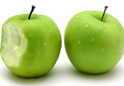 Green 苹果