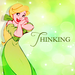 Green Bimbette - disney-princess icon