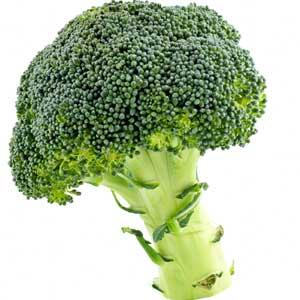 Green brócolis