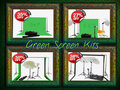 Green Screen Kit -123 Video Magic - photography photo