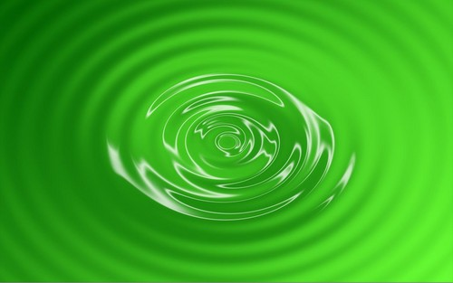 Green Hintergrund