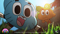Gumball and darwin  - the-amazing-world-of-gumball photo