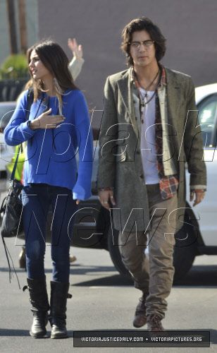 HANGING OUT WITH AVAN JOGIA- MARCH 9, 2012
