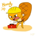 Haaaaandy! - happy-tree-friends photo
